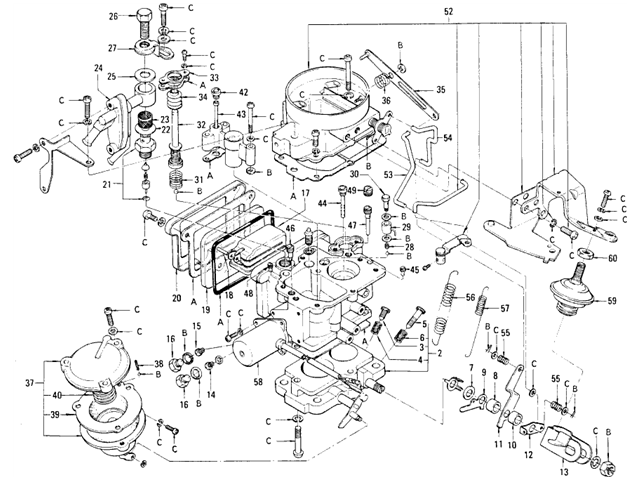 Hitachi Carburetor Parts Related Keywords Suggestions